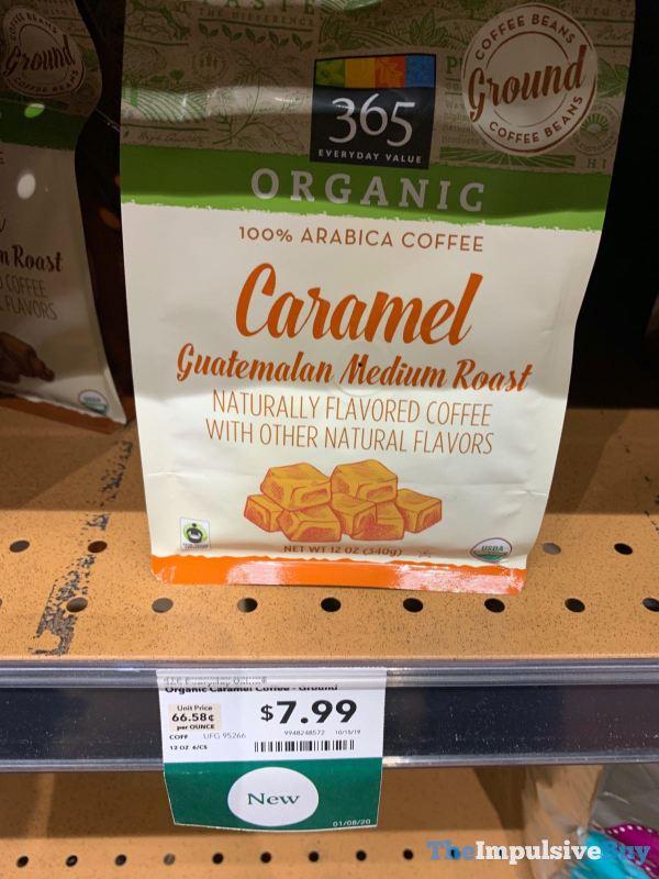 365 Everyday Value Organic Caramel Guatemalan Medium Roast