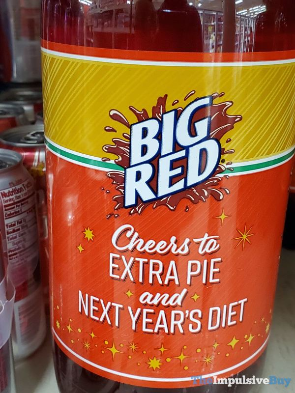 Big Red Cheers to Extra Pie and Next Year s Diet