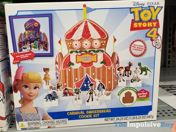 Disney Pixar Toy Story 4 Carnival Great Value Cookie Kit