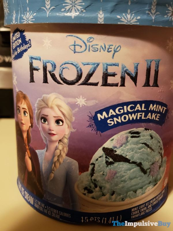Limited Edition Disney Frozen II Magical Mint Snowflake