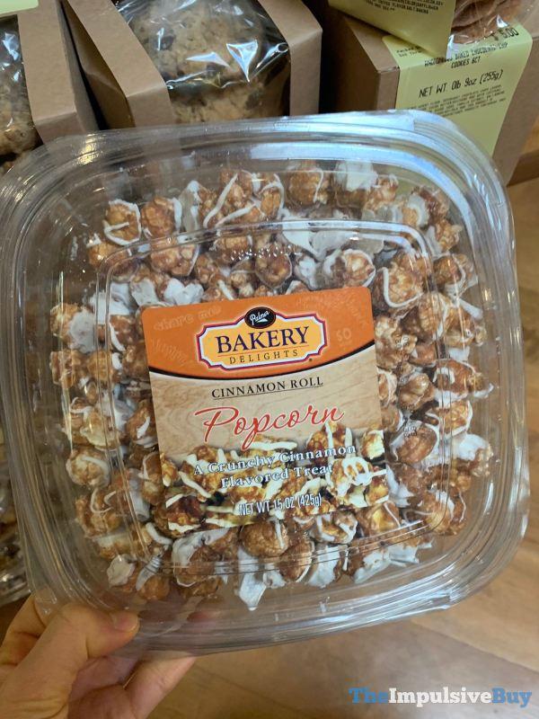Palmer Bakery Delights Cinnamon Roll Popcorn
