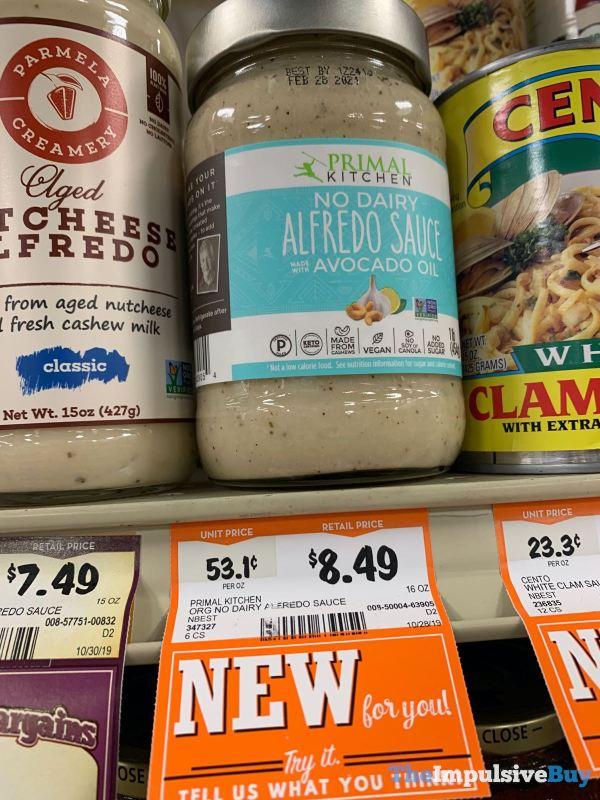 Primal Kitchen No Dairy Alfredo Sauce