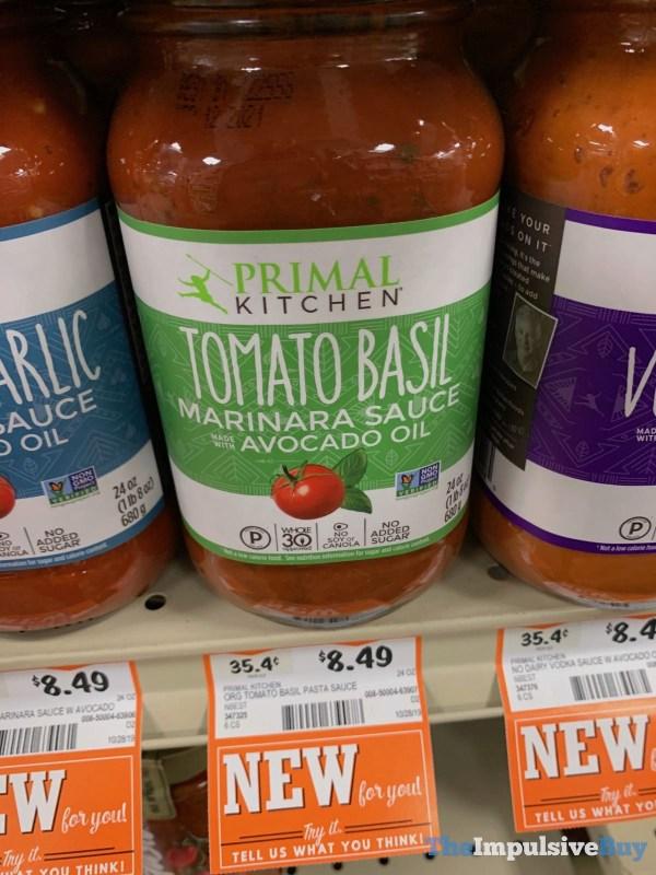 Primal Kitchen Tomato Basil Marinara Sauce