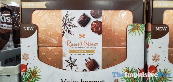 Russell Stover Assorted Milk  Dark Chocolates