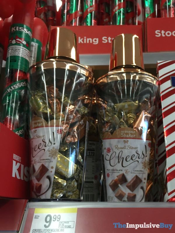 Russell Stover Cheers Shaker