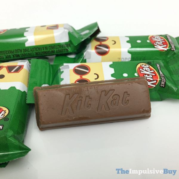 Sweet Cinnamon Kit Kat Top