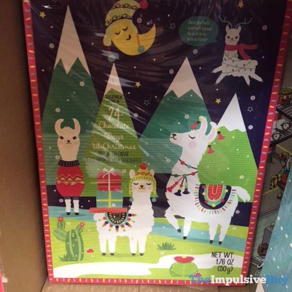 Trader Joe s 24 Chocolate Days  til Christmas