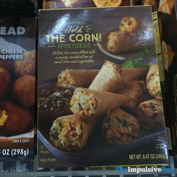 Trader Joe s Hold the Corn Appetizers