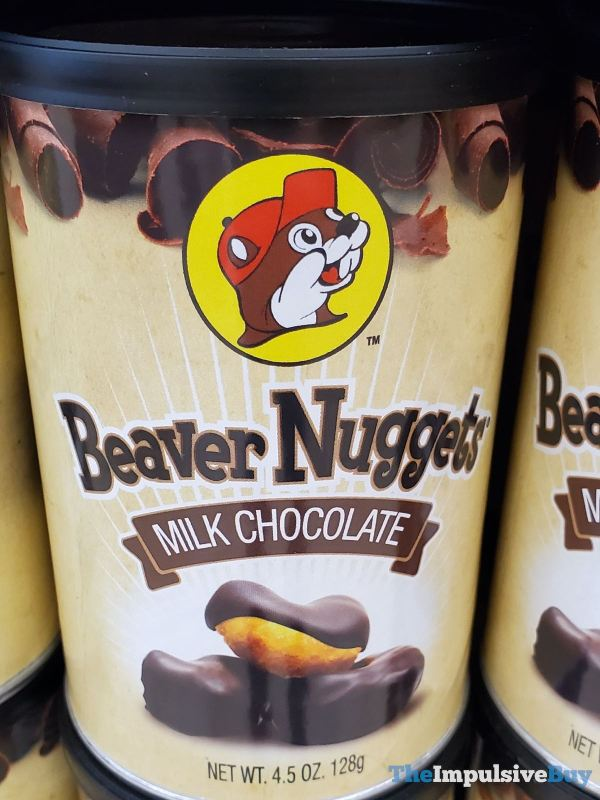 Buc ee s Beaver Nuggets Milk Chocolate