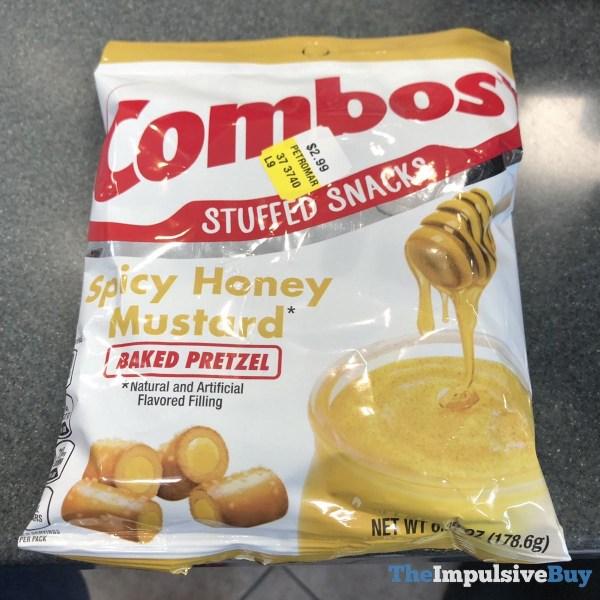 Combos Spicy Honey Mustard Pretzel