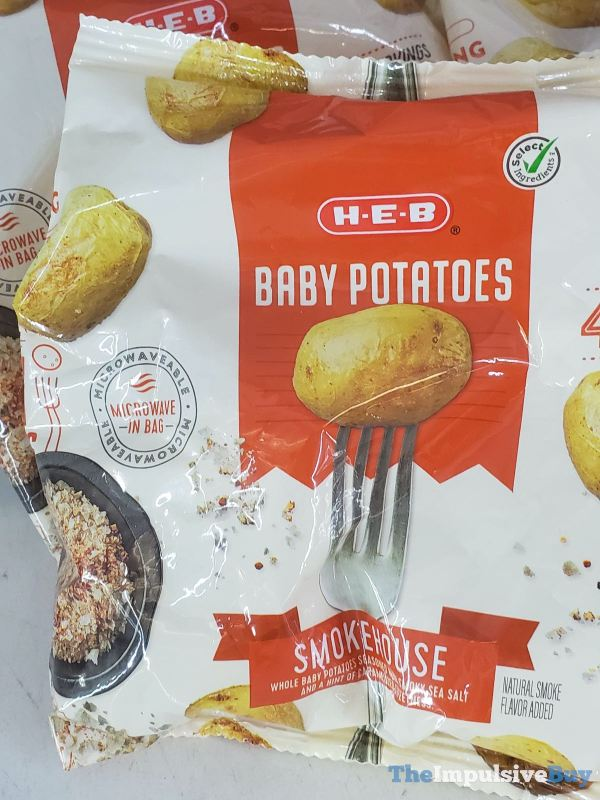 H E B Smokedhouse Baby Potatoes