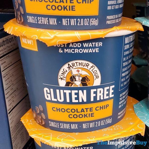 King Arthur Flour Gluten Free Chocolate Chip Cookie Single Serve Mix