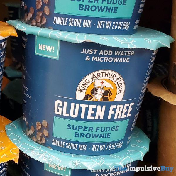 King Arthur Flour Gluten Free Super Fudge Brownie Single Serve Mix