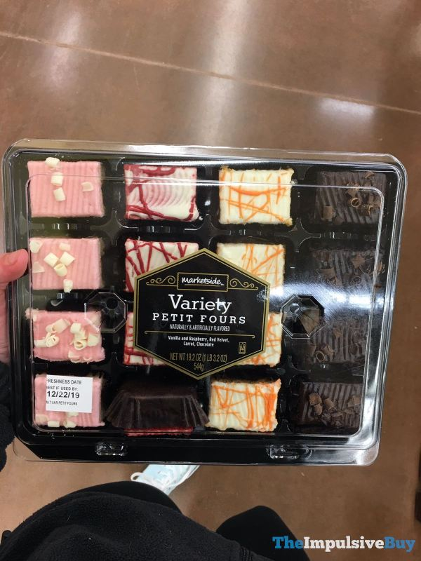Marketside Variety Petit Fours