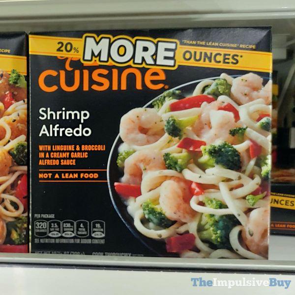 More Cuisine Shrimp Alfredo
