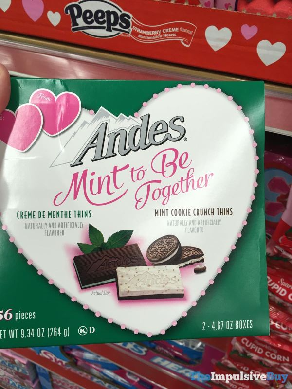 Andes Mint to Be Together Box