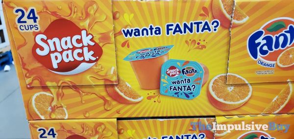 Fanta Orange Snack Pack 2