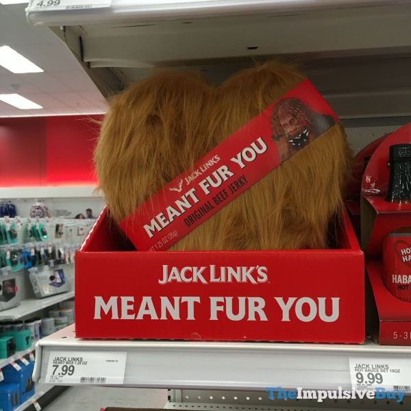 Jack Link s Meant Fur You Heart Box
