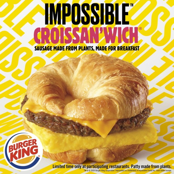 News Impossible Croissanwich