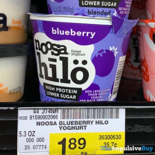 Noosa Hilo Blueberry Yoghurt