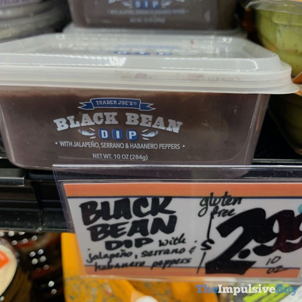 Trader Joe s Black Bean Dip