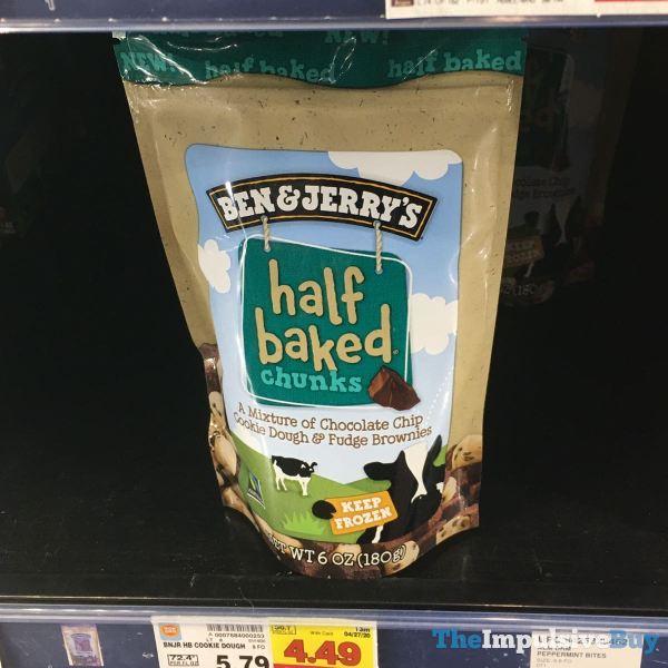 Ben  Jerry s Half Baked Chunks