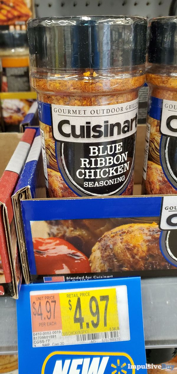 Cuisinart Blue Ribbon Chicken Seasoning