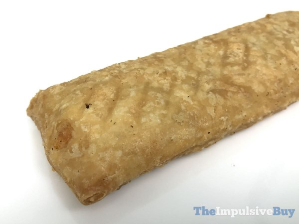 Jack in the Box Loaded Breakfast Croissant Stick Closeup