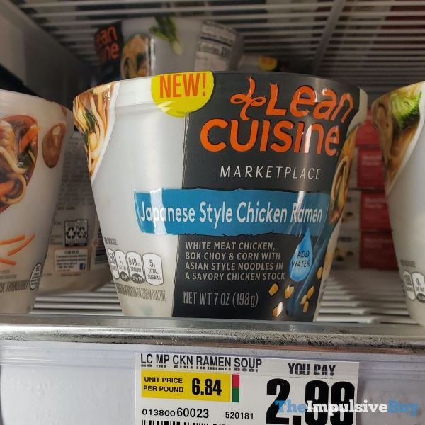 Lean Cuisine Marketplace Japanese Style Chicken Ramn