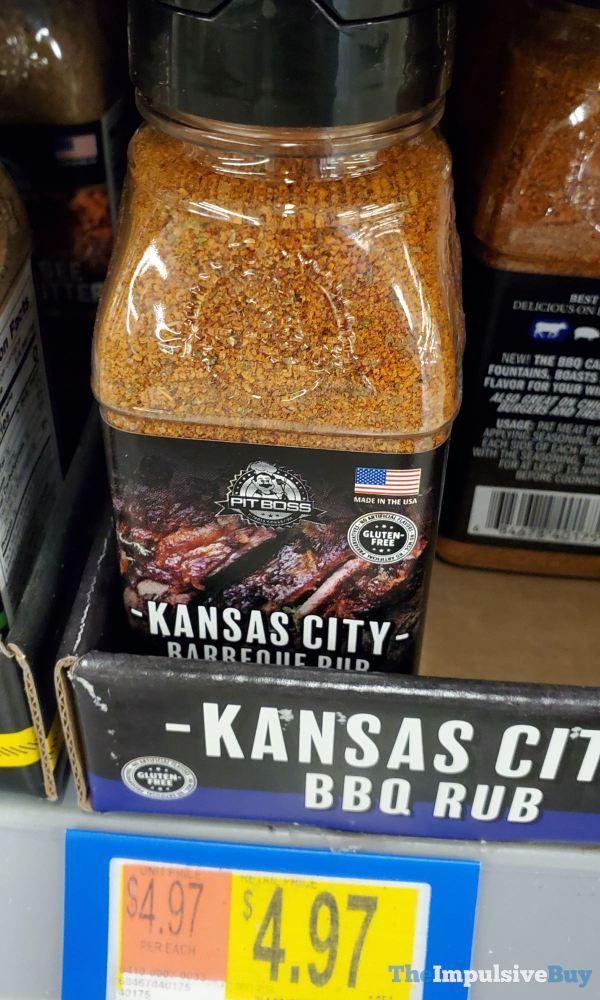 Pit Boss Kansas City Barbeque Rub