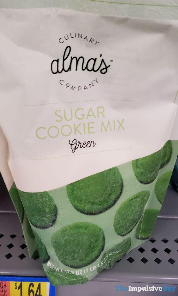 Alma s Green Sugar Cookie Mix