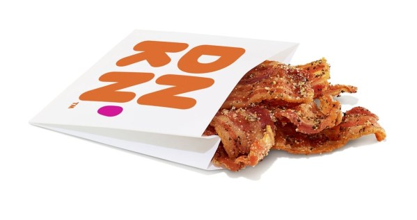 News Dunkin Snackin Bacon