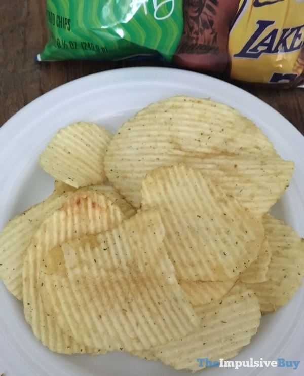 Ruffles Lime  Jalapeno Potato Chips 3