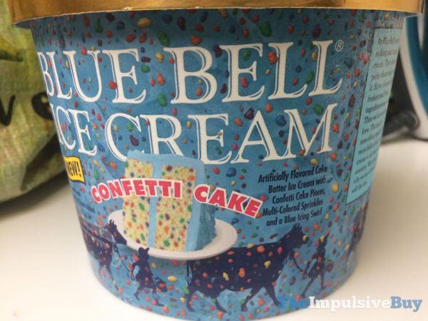 Blue Bell Confetti Cake Ice Cream 2