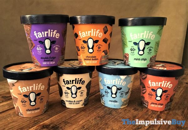 Fairlife Light Ice Cream