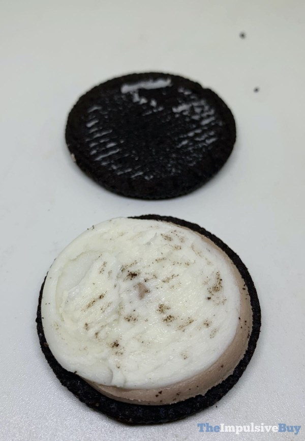 Limited Edition Tiramisu Oreo Cookies White Creme