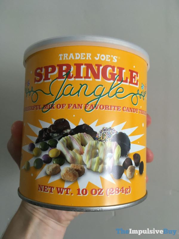 Trader Joe s Springle Jangle