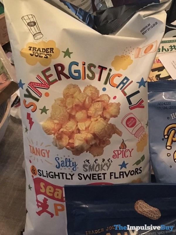 Trader Joe s Synergistically Seasoned Popcorn