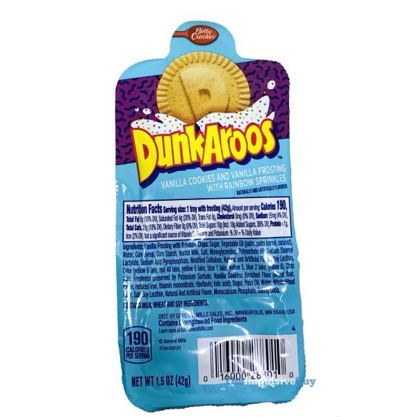 Dunkaroos  2020