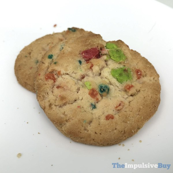 Limited Edition Chips Ahoy Sour Patch Kids Cookies Closeup