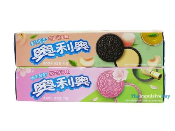 Oreo Sakura Peach 1