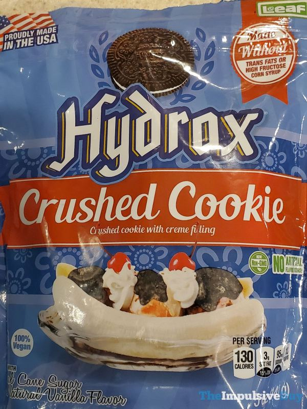 Hydrox Crushed Cookie