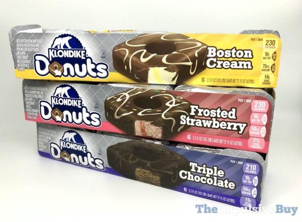 Klondike Donuts
