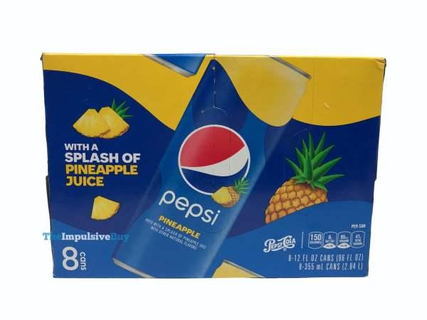 Pepsi Pineapple U S