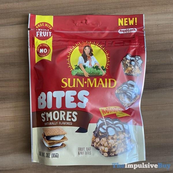 Sun Maid Bites S mores