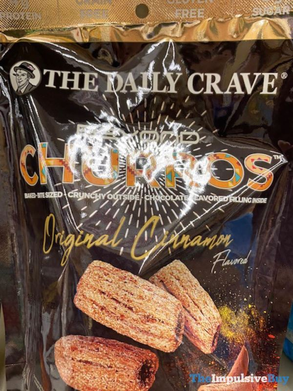 The Daily Crave Beyond Churros Original Cinnamon