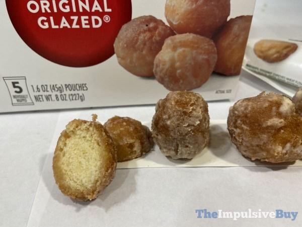 Krispy Kreme Original Glazed Bites
