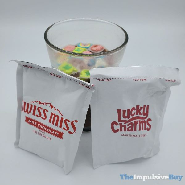 Swiss Miss Lucky Charms Hot Cocoa Mix Packets