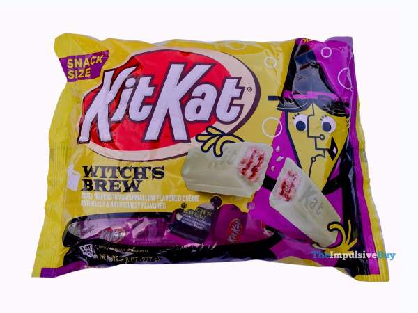 Witch s Brew Kit Kat Bag