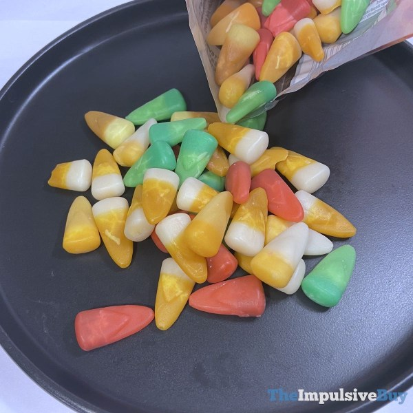 Brach s Turkey Dinner Candy Corn Poured